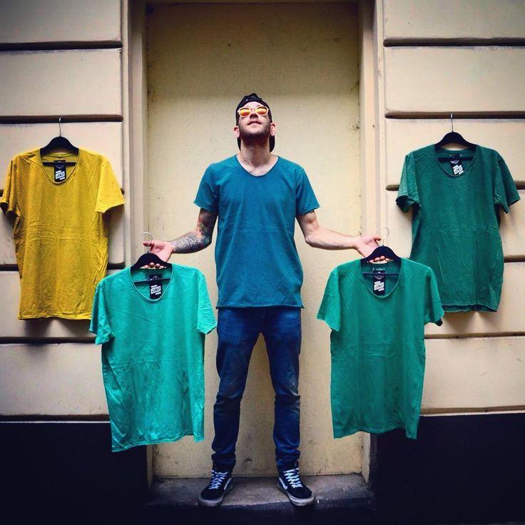 #tshirt #cotton #colorful #stonewashed #streetstyle #style #fashion #formen…
