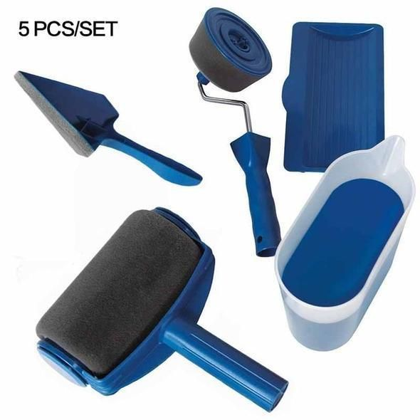 Paint Kit Multifunctional Paint Roller Pro Kit Jasonsbro Paint Roller Paint Runner Roller Brush