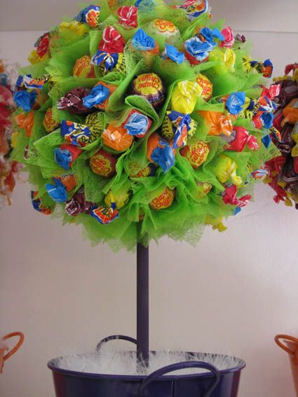 mixed tree  partylicious.com.au  mum has been making the trees since the 1960 and passed the idea to me.