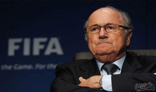 بلاتر ينصح بعدم تطبيق حكم الفيديو المساعد خلال كأس العالم Fifa Joseph Dan