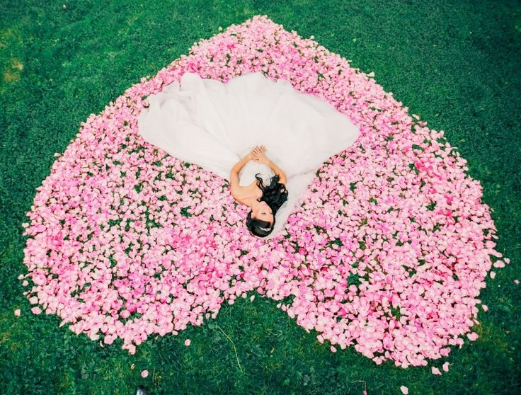 Свадьбы в розовом цвете | 11865 Фото идеи | Страница 13