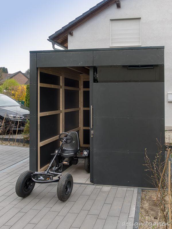 Design Gartenhaus gart zwei in Bochum (With images