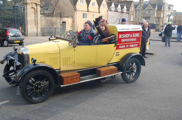 #OurHistoricVehicles #BishopsMove #RogerBishop