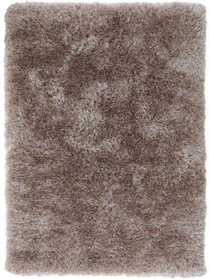 Weicher Teppich Lea in Beige verschönert jeden Wohnraum