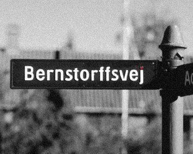 Knud V. Engelhardt - Danish typographer - Bernstorffsvej