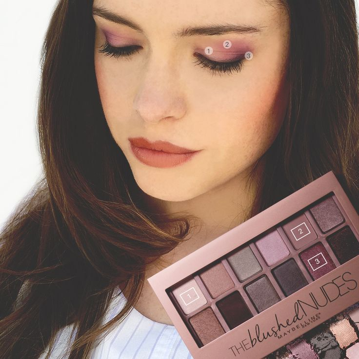 Things get heated when you #DareToGoNude. Love Lily's look from this episode of #VanitySeries? Click through to learn how to get this look with Maybelline The Blushed Nudes eyeshadow palette, plus many more.