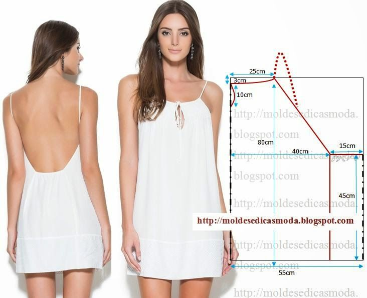 DRESS EASY TO DO - 13 would make a great beach dress or night gown too!!!