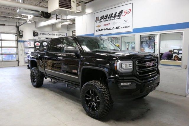 "2016 GMC Sierra 1500 * SUSPENSION 6"" * ALL TERRAIN Z71 For Sale in Berthierville QC 