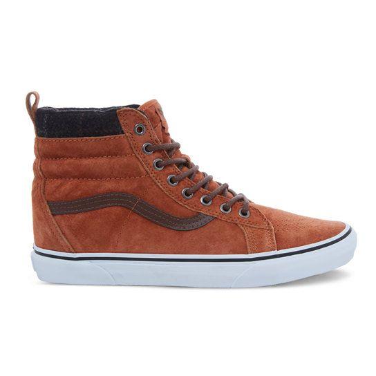 Livraison et retour sont toujours gratuits. Achetez Chaussures Sk8-Hi MTE sur le site officiel Vans dés aujourd'hui !