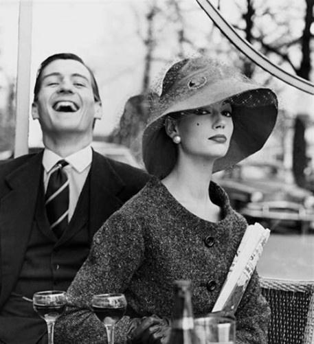 Simone d'Aillencourt, Paris, 1957