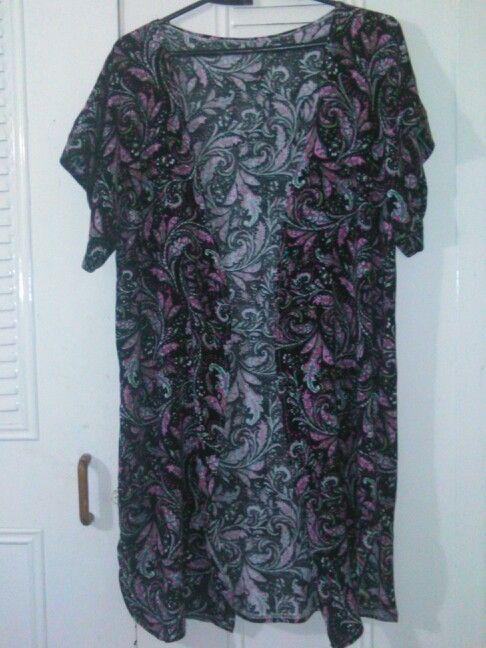 Casual kimono