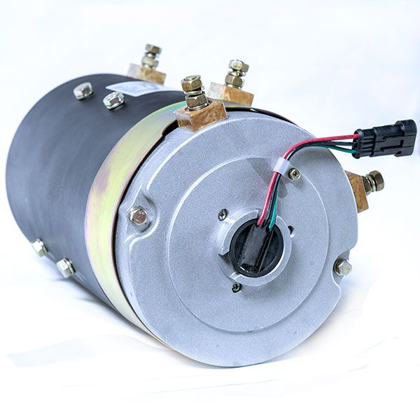 Dc Sepex Motor Xq 3 8 48v 3 8kw Other Voltage Options Available Traction Motor Motor Golf Carts
