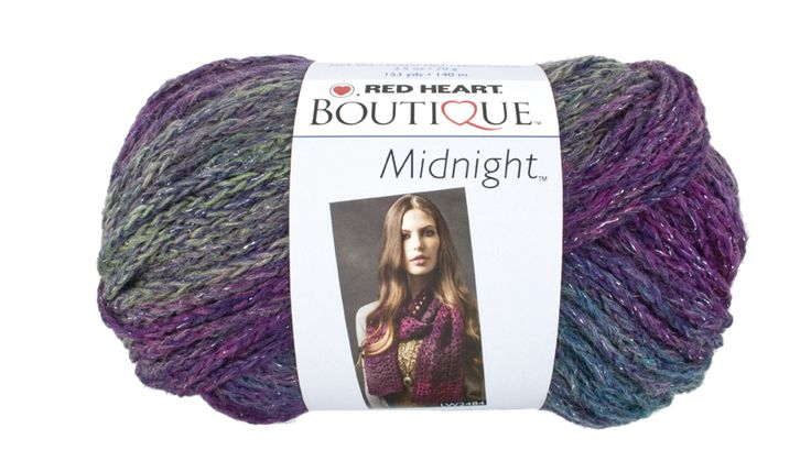 Knitting Patterns For Red Heart Boutique Midnight : 63 best images about Crochet: Yarn Harlotry on Pinterest ...