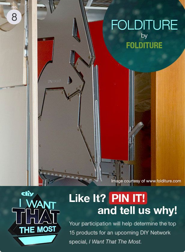 Attractive 30 Top Products From I Want That, Season 4. Folding FurnitureDiy NetworkHave  ...