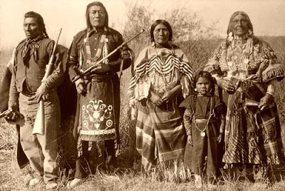 California Native Americans in the Yosemite Valley