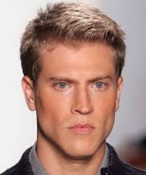 Short Mens Hairstyles 2017 For Thick Hair