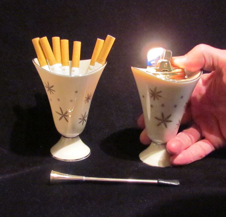 lenox ronson table lighter 1950s starburst design mid century unused working lighter