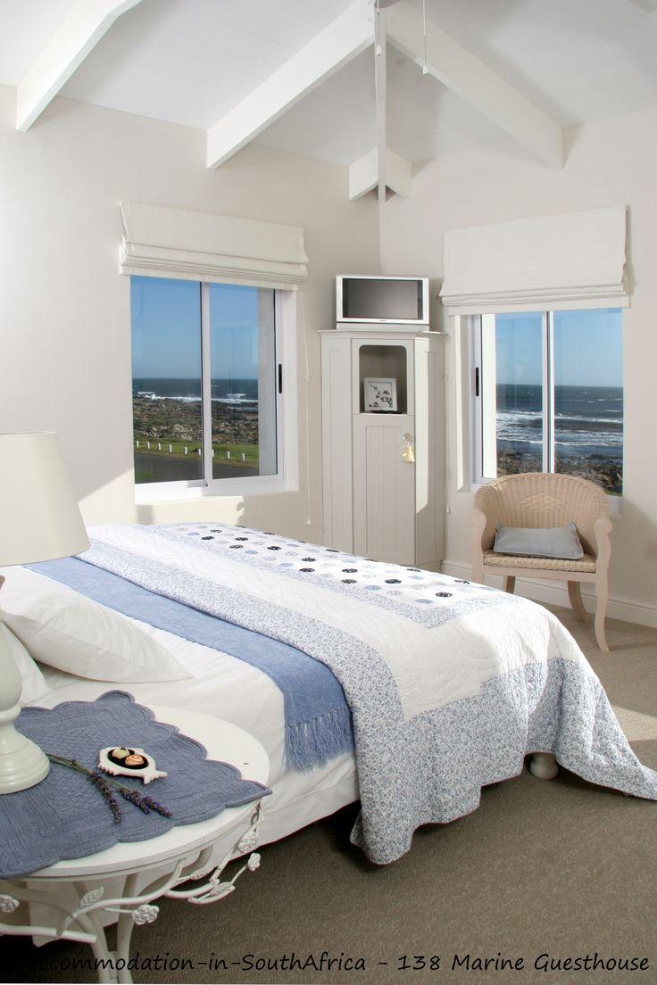 Comfortable accommodation at 138 Marine Beachfront Guesthouse Hermanus. Hermanus Accommodation. Guesthouse Accommodation Hermanus.
