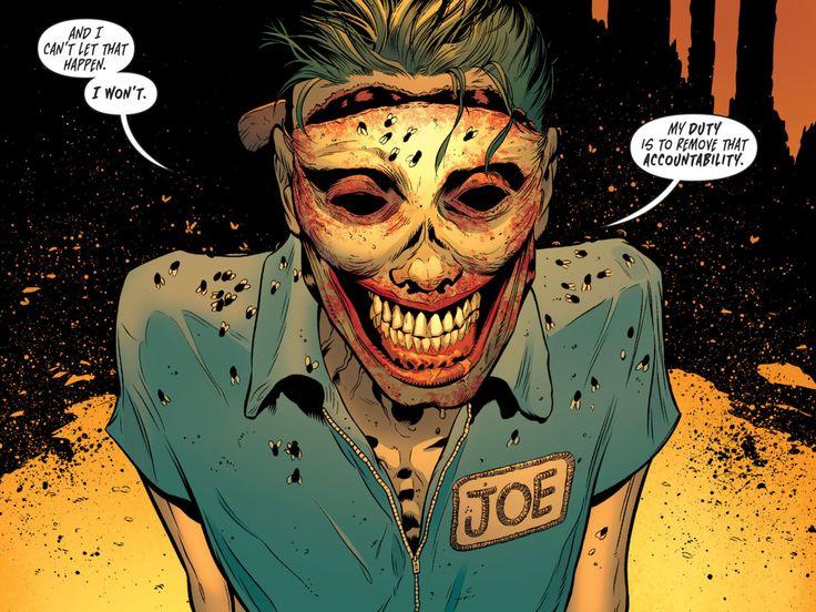 New 52 Joker in comics.Actor:http://www.youtube.com...