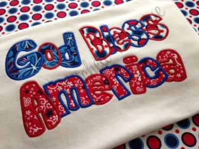 God Bless America | Beau Mitchell Boutique