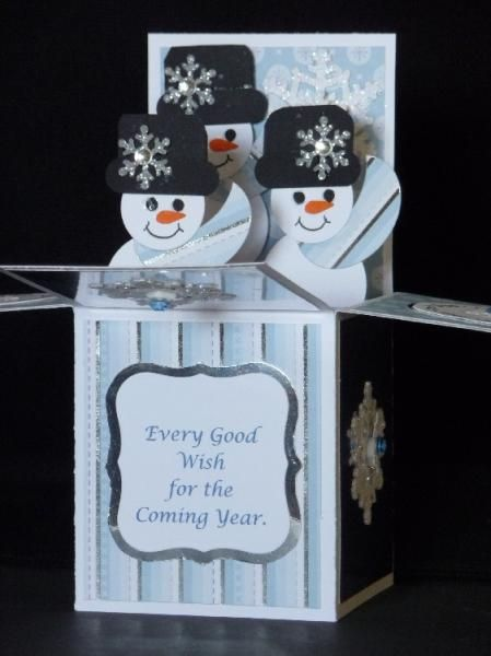 Three's a Crowd by LilyLynn - Cards and Paper Crafts at Splitcoaststampers
