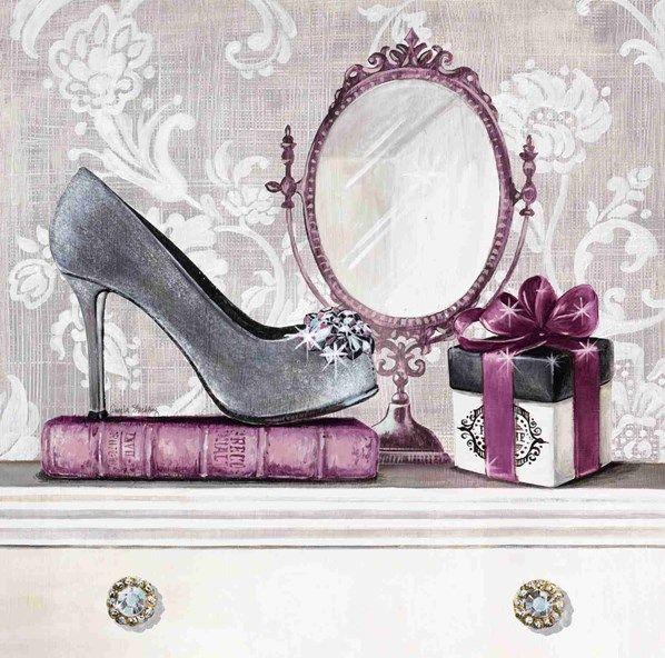 Fashionably Gifted Angela Staehling