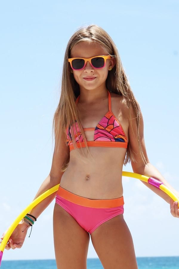 Adelia Bikini For Girls By The Award Winning Limeapple