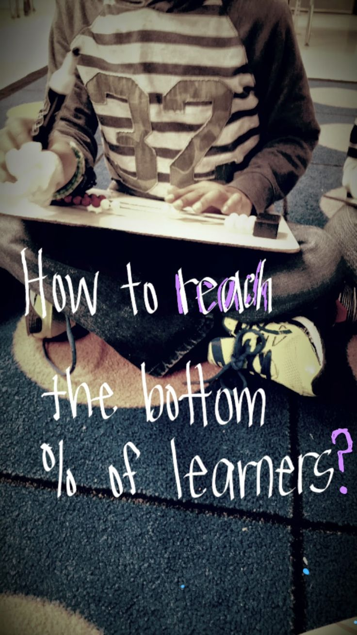 A blog post on how to reach learners of all different abilities, getting them engaged, and keeping them engaged!