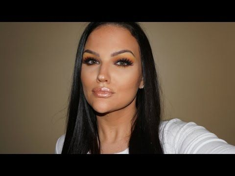 SUNLIT MAKEUP   Full Face Jay Manuel Beauty - YouTube