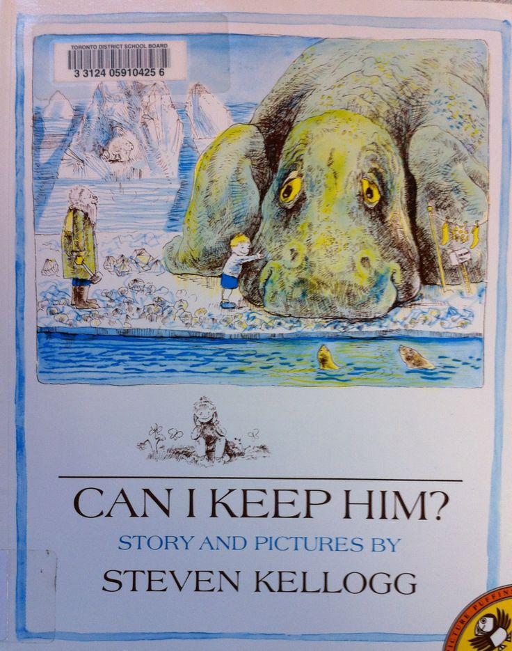 Can I Keep Him? by Steven Kellogg (E KEL)