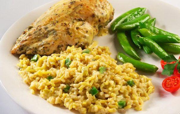 Claire's Crockpot Chicken and Rice Supreme recipe