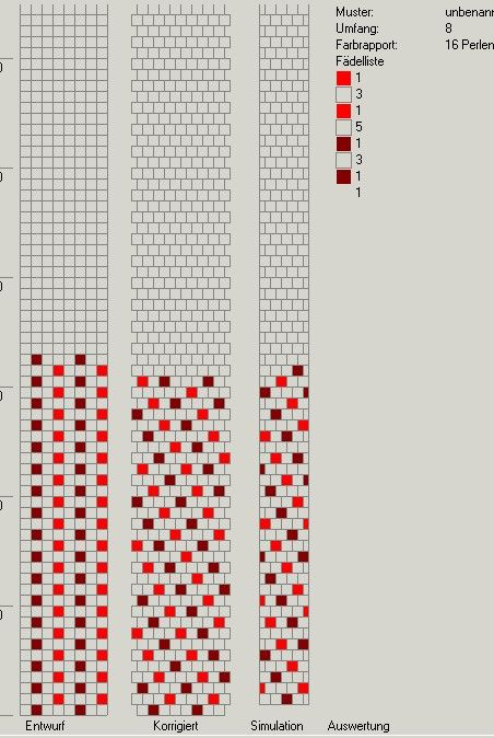 Schlauchketten häkeln - Musterbibliothek: pat_bcr_32_gd