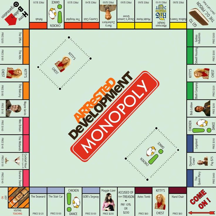 how to make a life size monopoly board