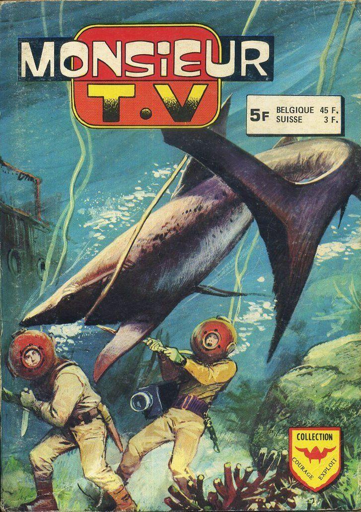 Arédit - Monsieur TV reliure 1976 n° 1 à 4.