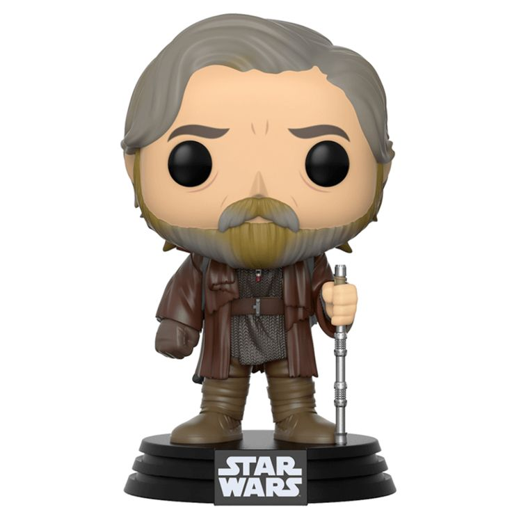Buy Star Wars The Last Jedi Luke Skywalker Pop! Vinyl Figure from Pop In A Box UK, the home of Funko Pop Vinyl subscriptions and more. Worldwide delivery available!