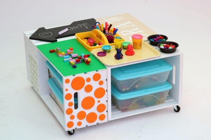 die besten 25 lego spieltisch ideen auf pinterest lego freunde aufbewahrung lego tisch und. Black Bedroom Furniture Sets. Home Design Ideas