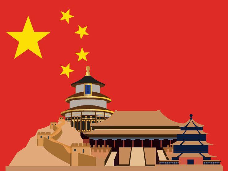 China's most popular buildings by Kubanek Csaba
