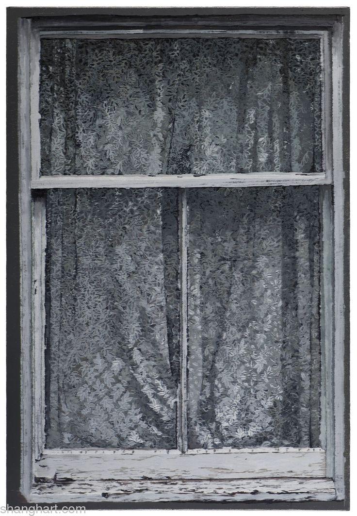 YUAN YUAN , Cottage Window Ⅰ , 2012