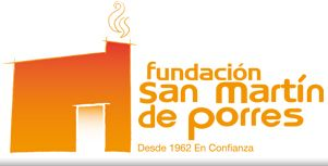 Logo Fundación San Martín del Porres
