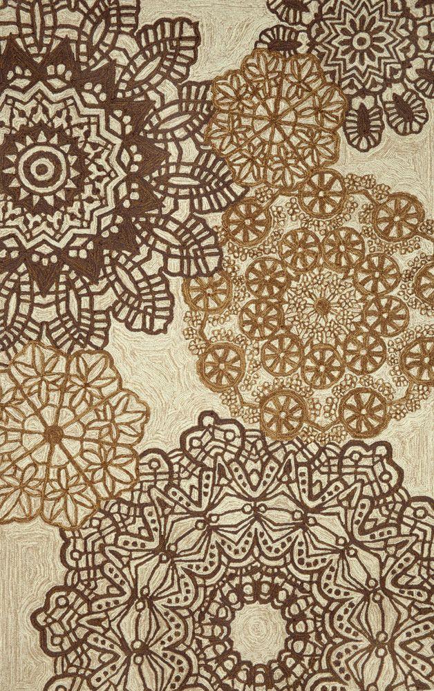 Modernrugs Com Ravella Crochet Neutral Bohemian Boheme