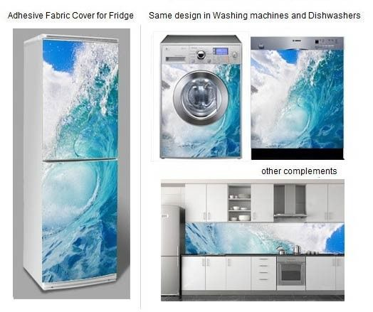 9 Best Fridge Cover Images On Pinterest Refrigerator