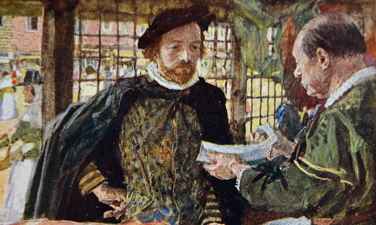 Playwright's rags-to-riches story exposed as a myth by new research into Shakespeare family's finances