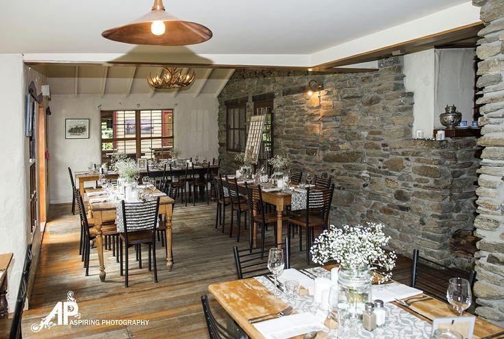 Cardrona Hotel Dining Room