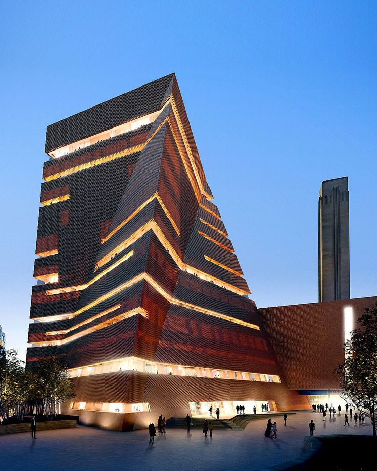 Herzog & de Meuron . new Tate Modern . London (7)