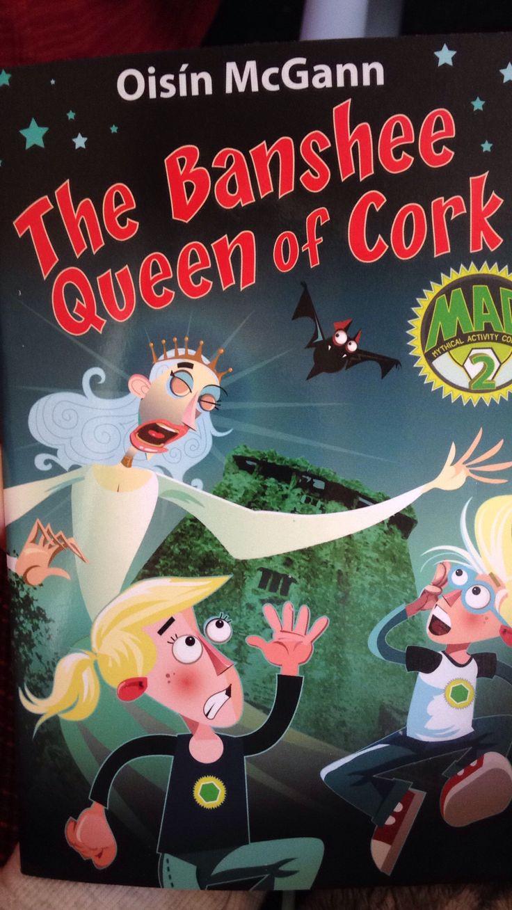 Serie molto carina sulla mitologia Irlandese presentata in versione moderna e leggera per bimbi 7+