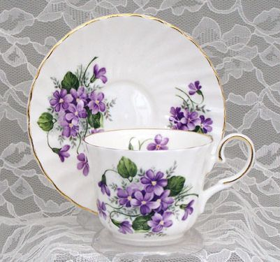 English Tea Cup Bone China Tea Cups and Saucers from England--beautiful