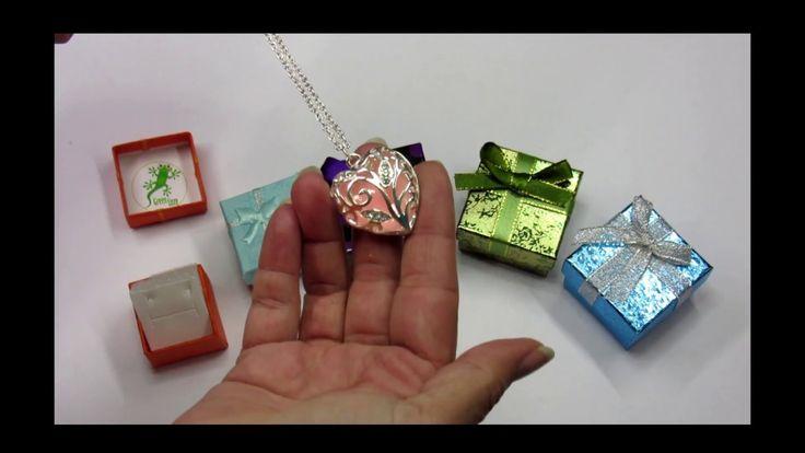 Gifted glow in the dark life tree heart pendant jewelry