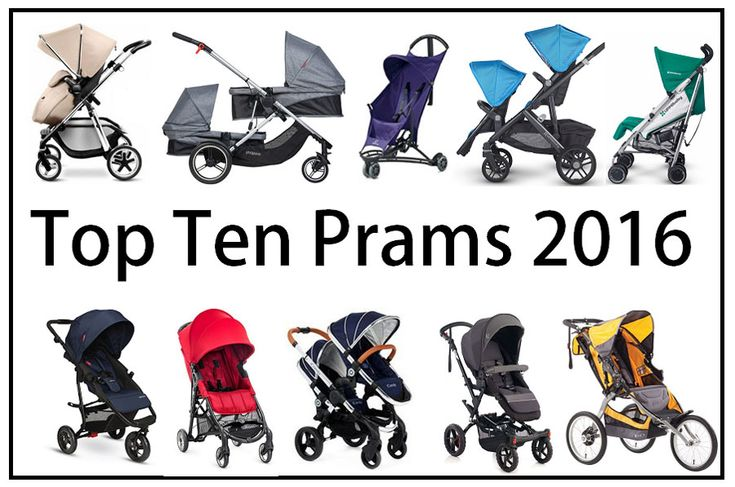 Are you looking for the best pram for a small car? Or the best double pram? Or maybe the best running pram? Well here are our Top Ten Prams for 2016!