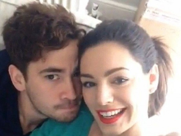 Kelly Brook Uploads Cautionary Video A Week After Her Boyfriend Danny Cipriani Gets Hit By A Bus