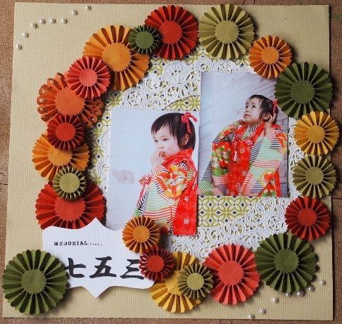 横浜市港北区のスクラップブッキング教室 niinana craftのblog